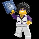 Lego Disco-128