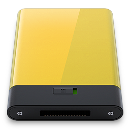 HDD Yellow