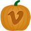 Vimeo Pumpkin Icon