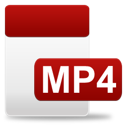 Mp4 Icon Download Cute File Extension Icons Iconspedia
