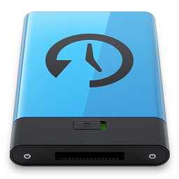 HDD Blue Time Machine B