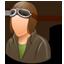 Pilotoldfashioned Male Light icon