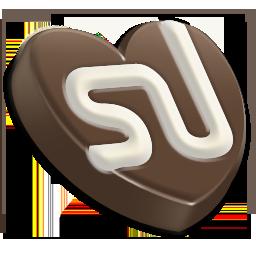 Stumbleupon heart