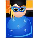 Mask woman-128
