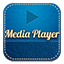 Media Player retro icon