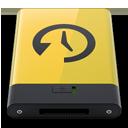 HDD Yellow Time Machine-128