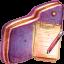 Doc Violet Folder icon