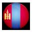 Flag of Mongolia icon