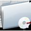Folder DVD icon
