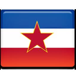 Ex Yugoslavia Flag