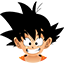 Dragonball Goku Icon