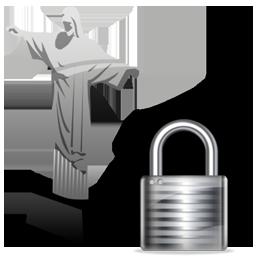 Christ the Redeemer Lock