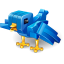 Twitter robot bird icon