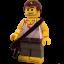 Lego John Mcclane icon