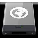 HDD Grey Server W-128