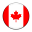 Flag of Canada icon