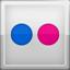 Flickr 3 Icon