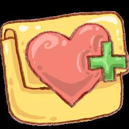 Folder Favheart