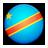 Flag of Democratic Republic of the Congo-48