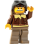 Lego Pilot Icon