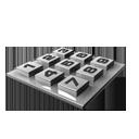 Calculator Blocked-128