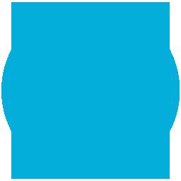 Metro Library Blue