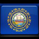 New Hampshire Flag-128
