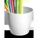 Office Pencil Pot-128