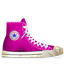 Converse Pink dirty Icon