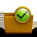 Checked Folder-128