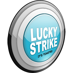 Lucky Strike Ultra Lights Logo