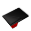 Empty Folder Red icon