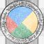 Google Buzz stamp Icon