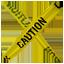 Caution CAT icon