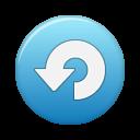 button blue repeat