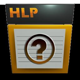 HLP File Type