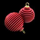 Xmas Ringed Balls-128