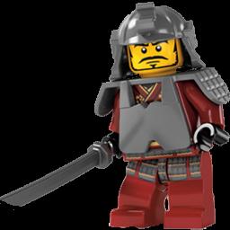 Lego Chinese Warrior