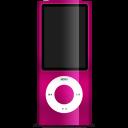 iPod nano magenta-128