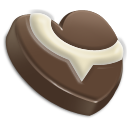 Technorati heart-128