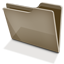 TFolder Brown icon