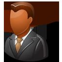 Client Male Dark-128