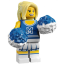 Lego Cheerleader icon