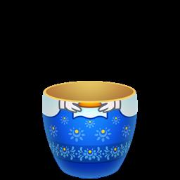Blue Matreshka Down