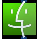 Finder Green-128