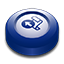 Microsoft Office Frontpage puck Icon