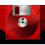 Fdd black red Icon