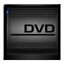 Black DVD Drive-128