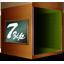 Fichiers Compresse 7zip Icon