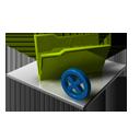 Folder Empty Delete-128